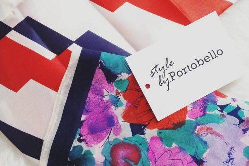 Four Ways to Wear a Scarf with Style by Portobello