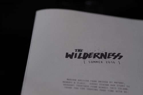An Exclusive Look at The Wilderness, Birmingham