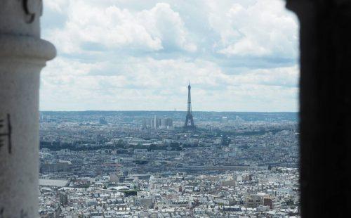 Travel Diary | Paris: The Eiffel Tower & Sacre Coeur