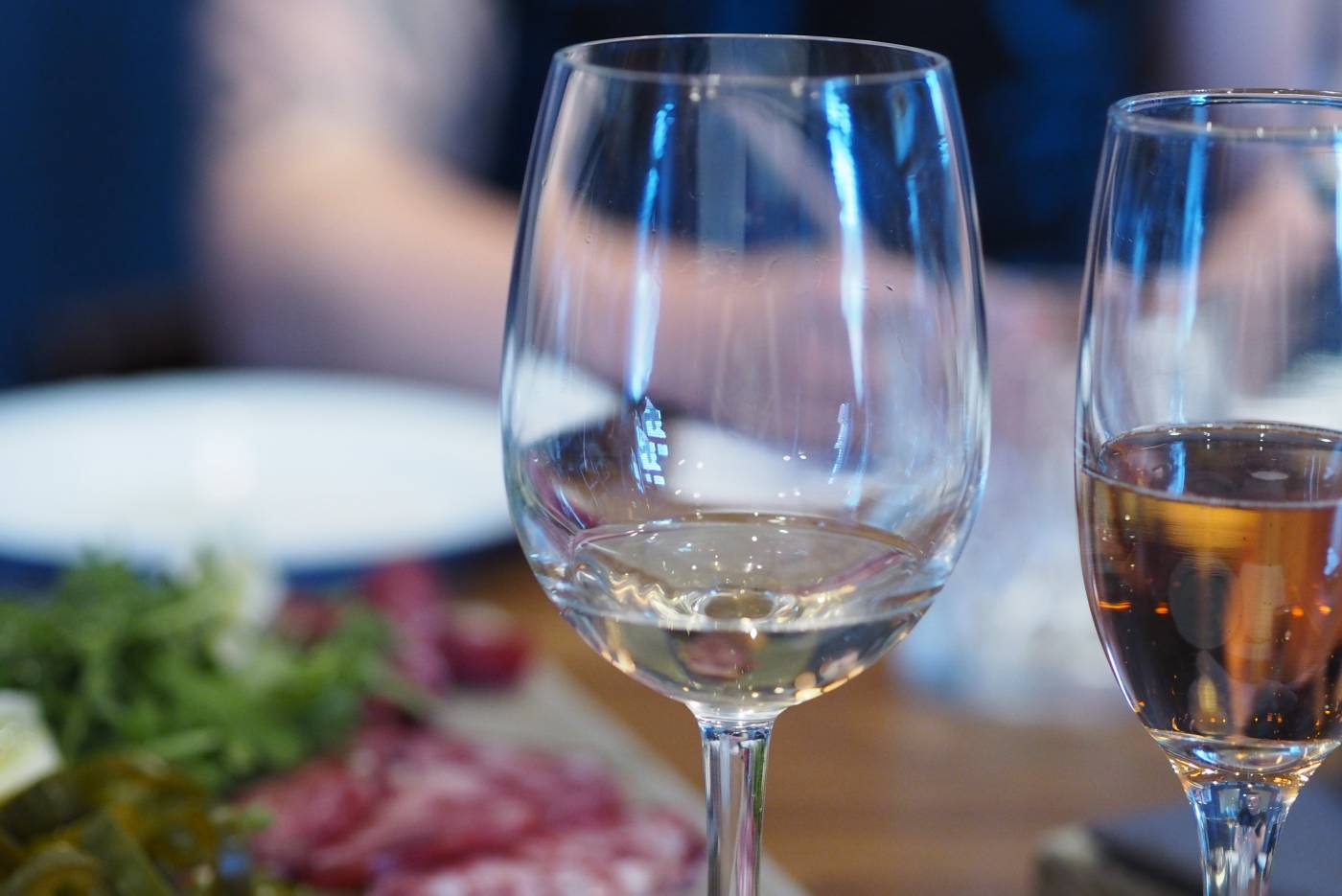Swirl, Sniff, Slurp and Spit: Wine Tasting at The Plough