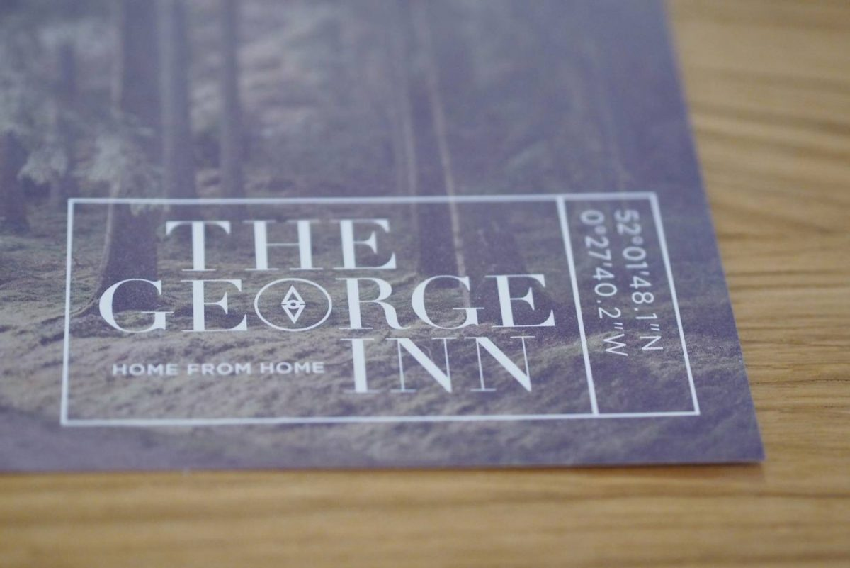 Home from home: The George Inn, Maulden