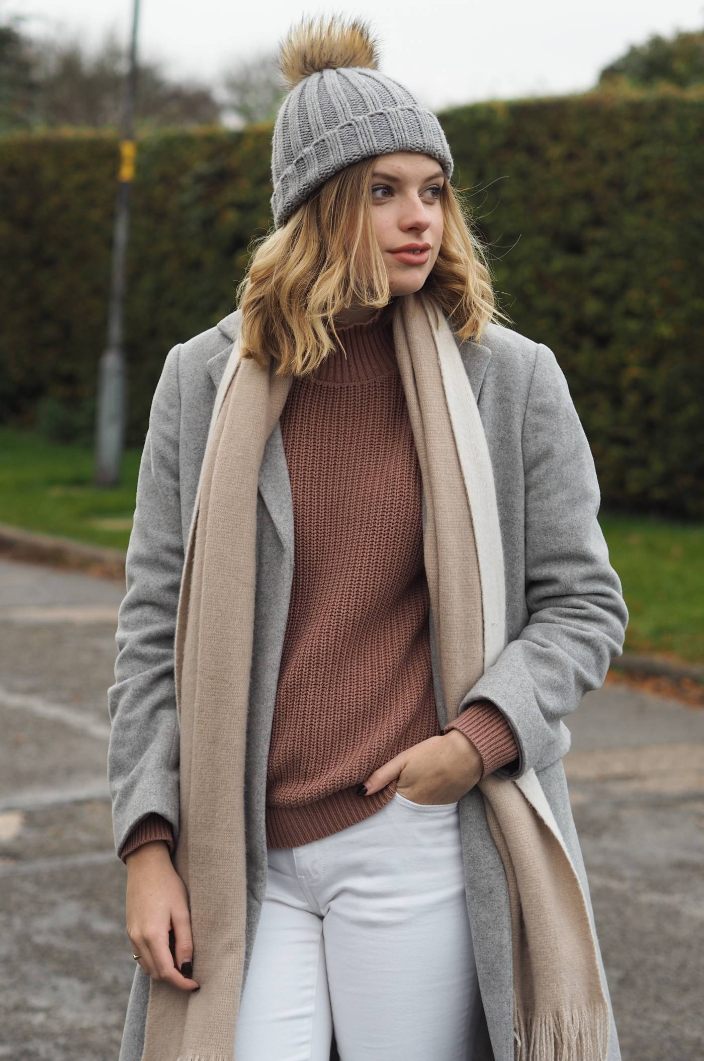 872b7c8a36 Winter warmers with La Redoute