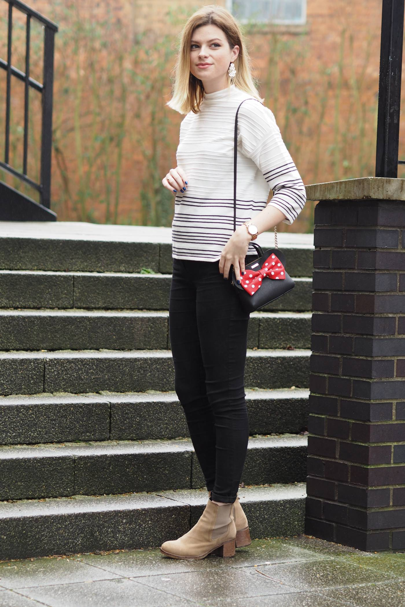 Milton Keynes Blogger, Sophie etc, Kate Spade x Minnie Mouse, style blogger