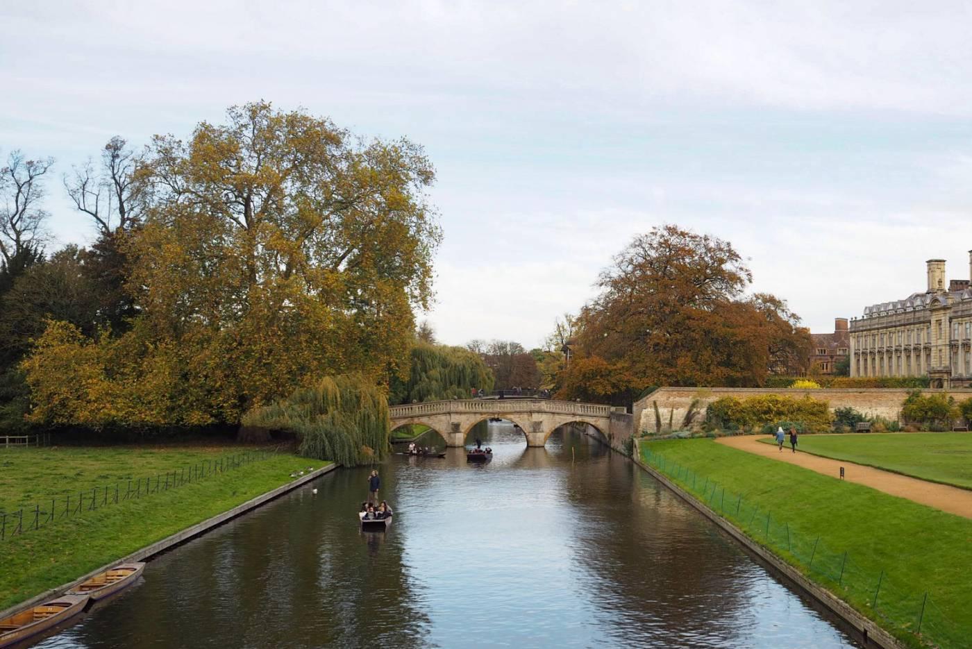 Kings College, Cambridge University, Cambridge city guide