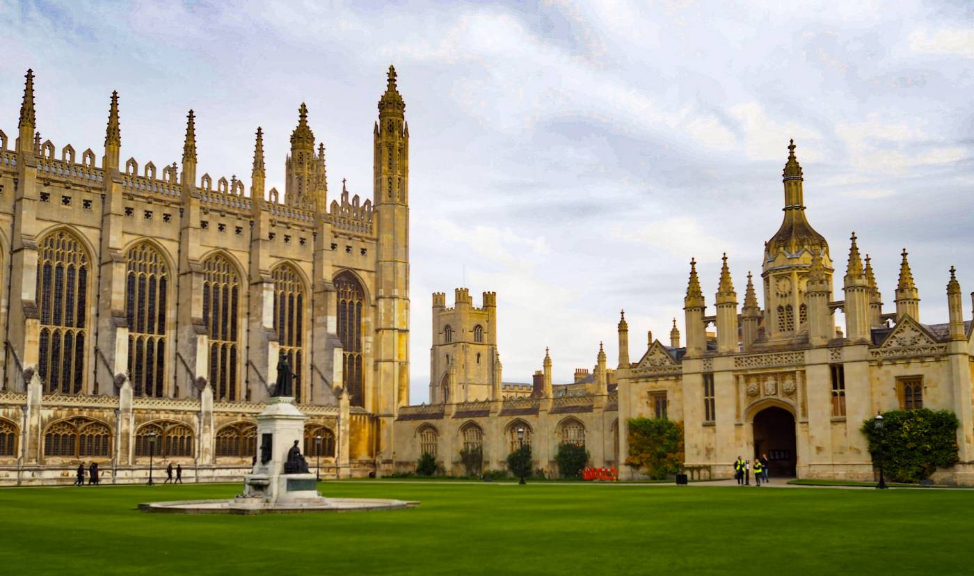 things to do in cambridge, kings college chapel,