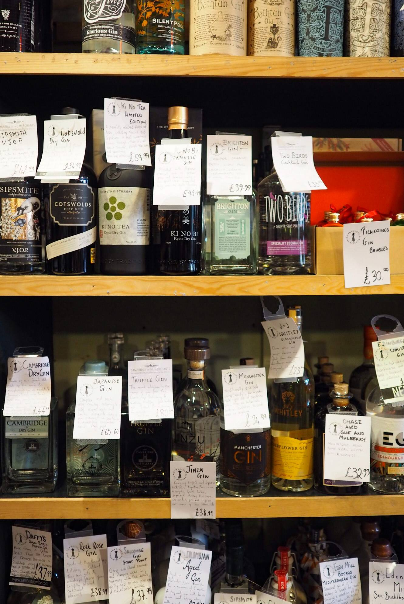 Cambridge Wine Merchant, places to shop in cambridge, things to do in cambridge