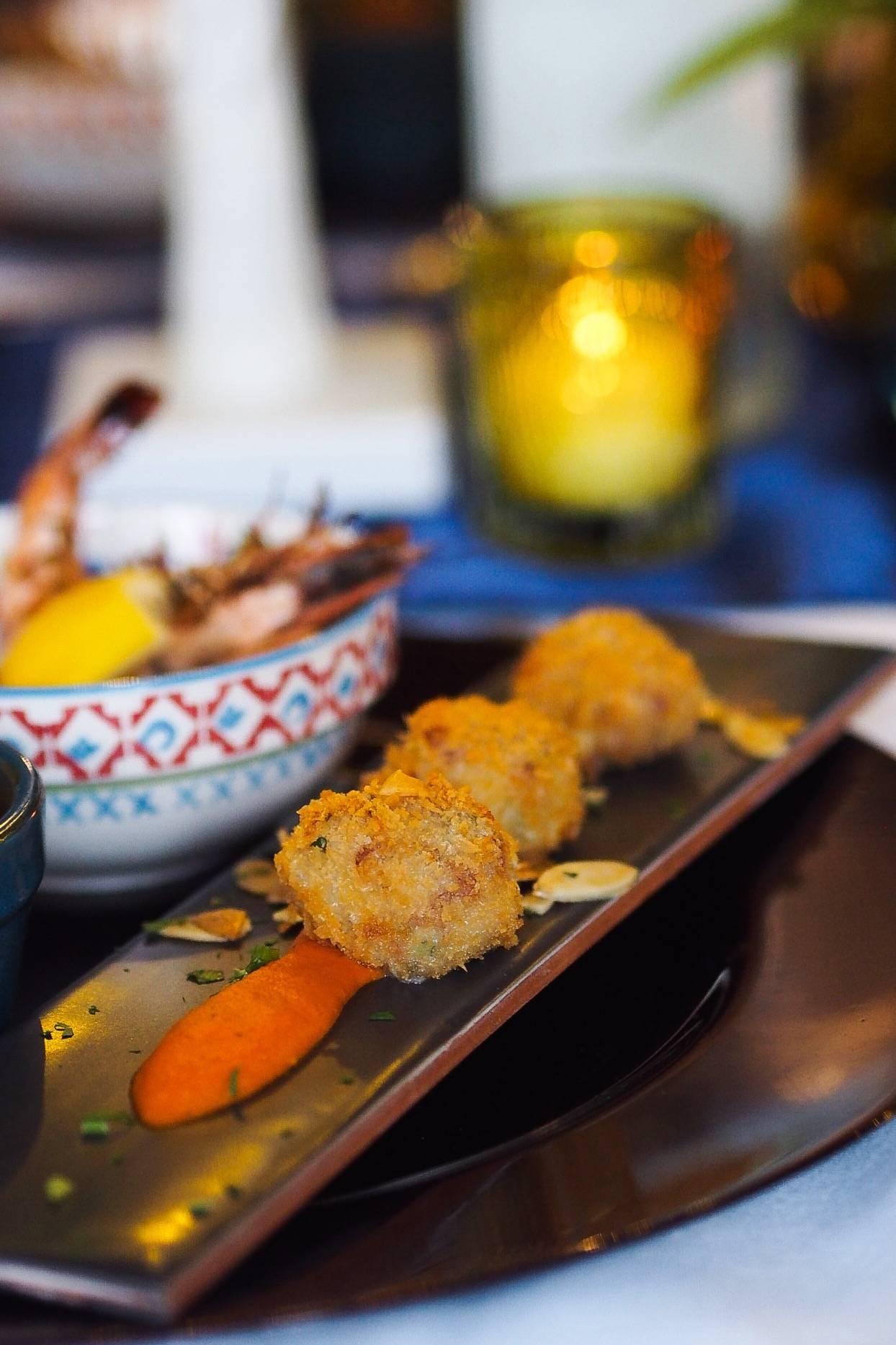 The_Anchor_Aspley_Guise_Mediterranean_Supper_Club_Croquettes