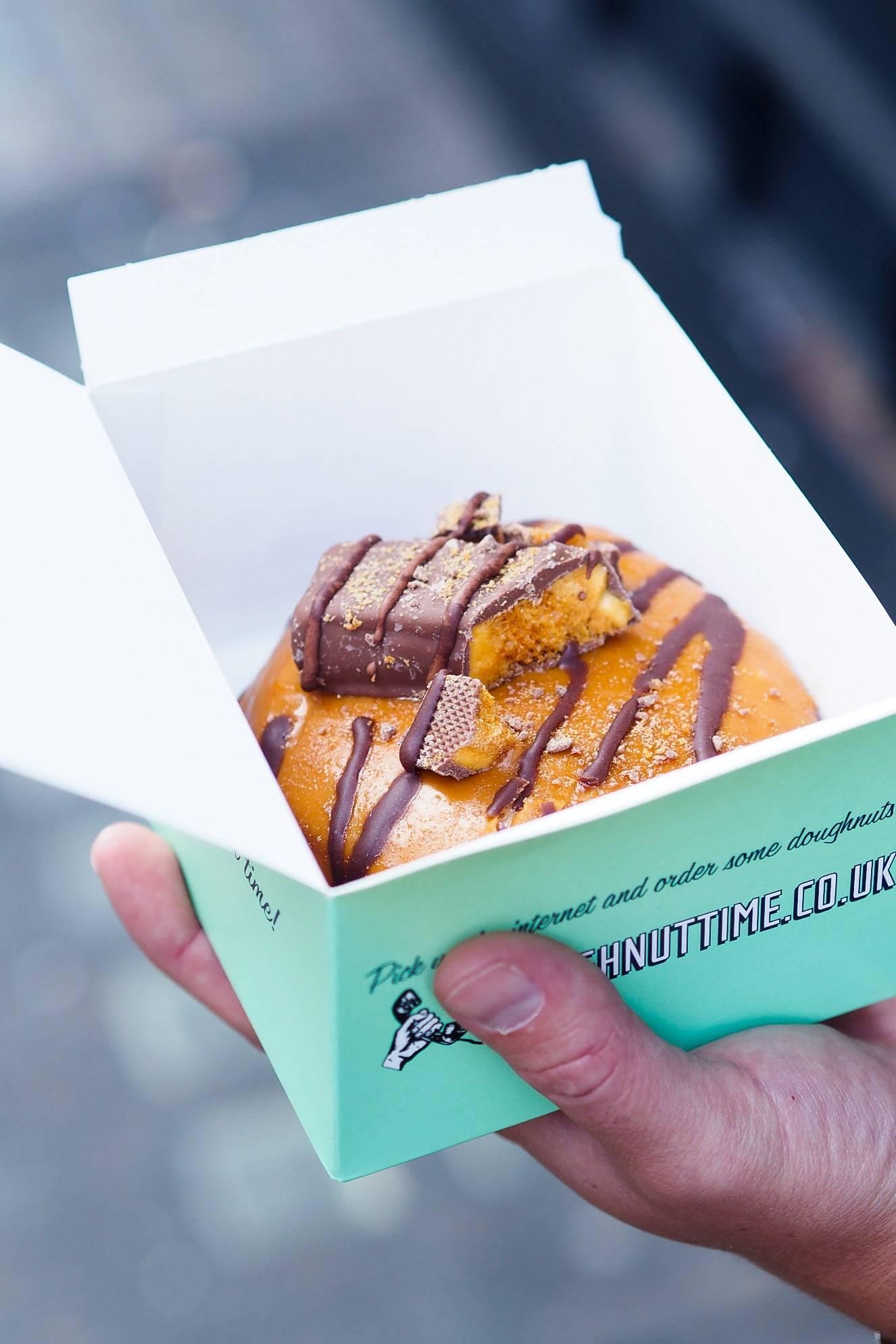 Doughnut_Time_Soho_honey