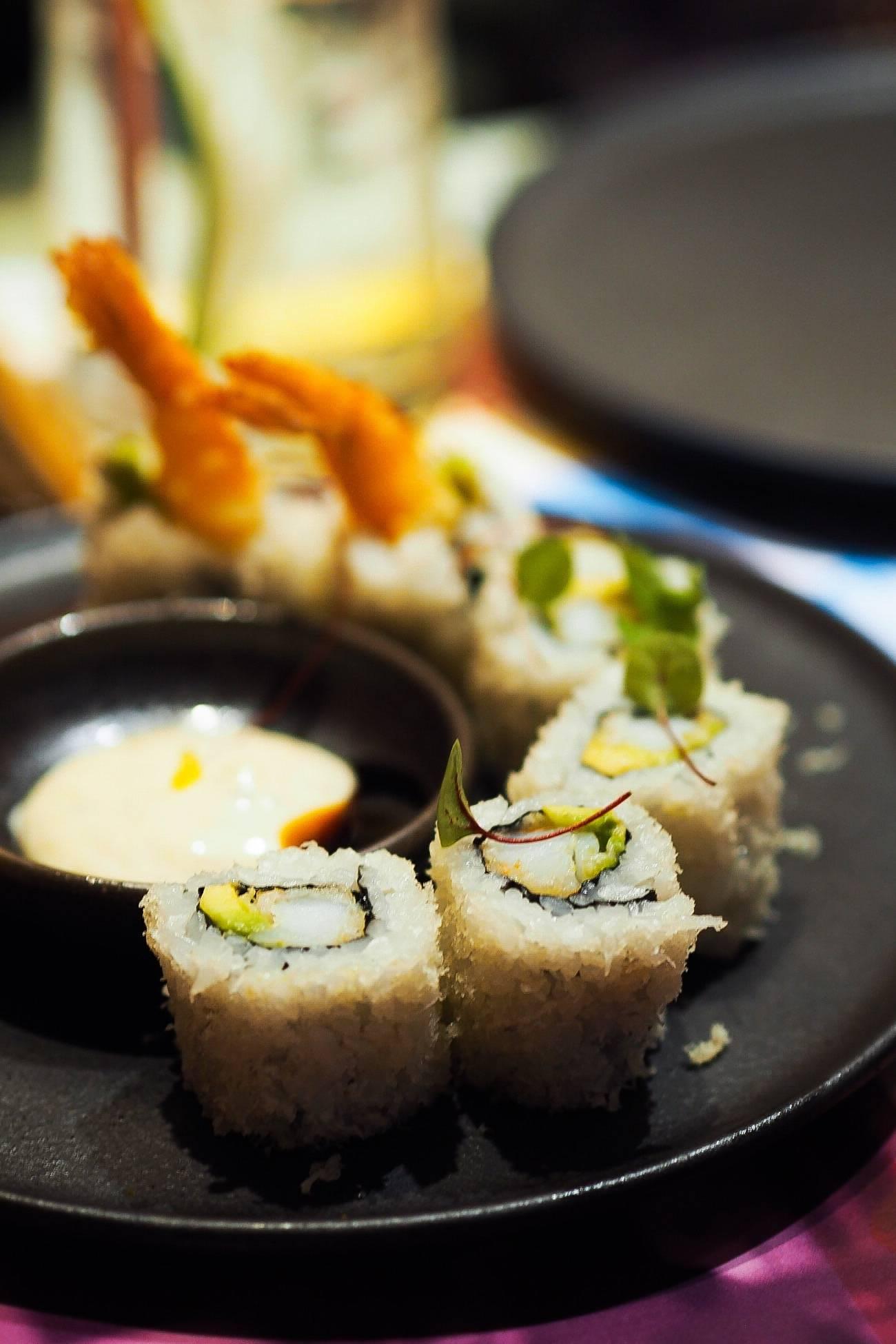 Ichibuns_Soho_prawn_tempura_sushi
