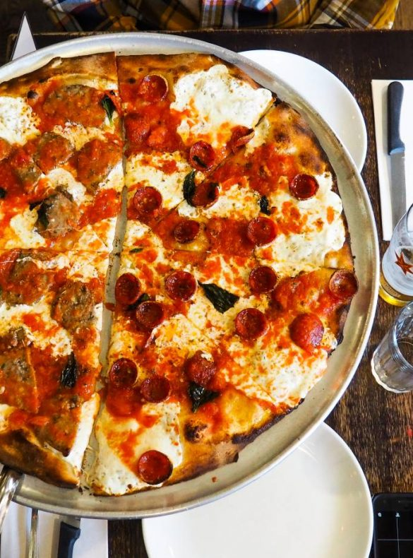 Where to eat in New York, Julianas Pizza, Brooklyn, New York City, NYC