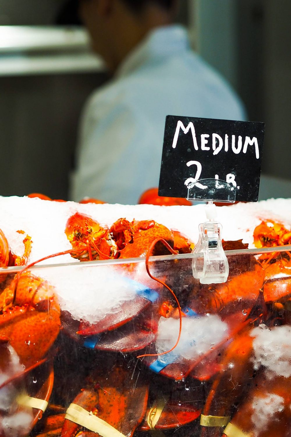 chelsea market, the lobster place, mac n cheese, new york, where to eat in new york