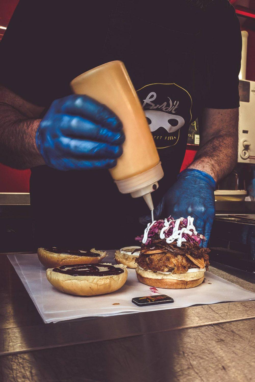 Bandit Burgers