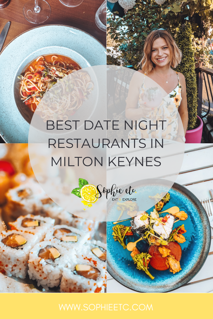 Best Restaurants for Date Night in Milton Keynes