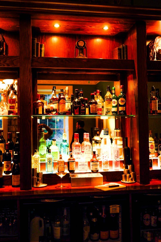 The Bar at Nanteos Mansion