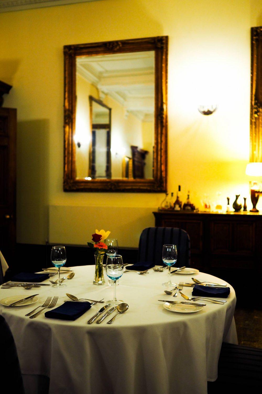 The Nightingale Restaurant at Nanteos Mansion