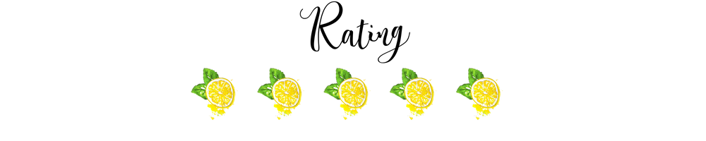 5 Lemon Rating