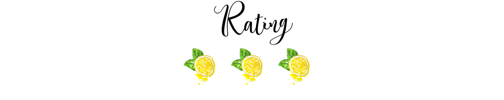 3 Lemon Rating