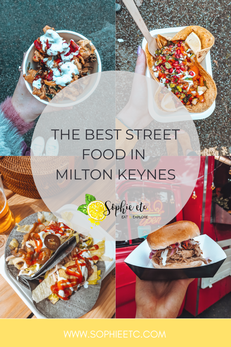 Best Street Food in Milton Keynes