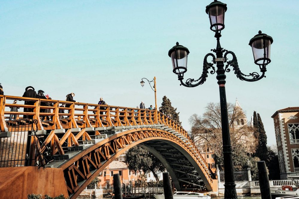 Ponte Dell Accademia, Venice