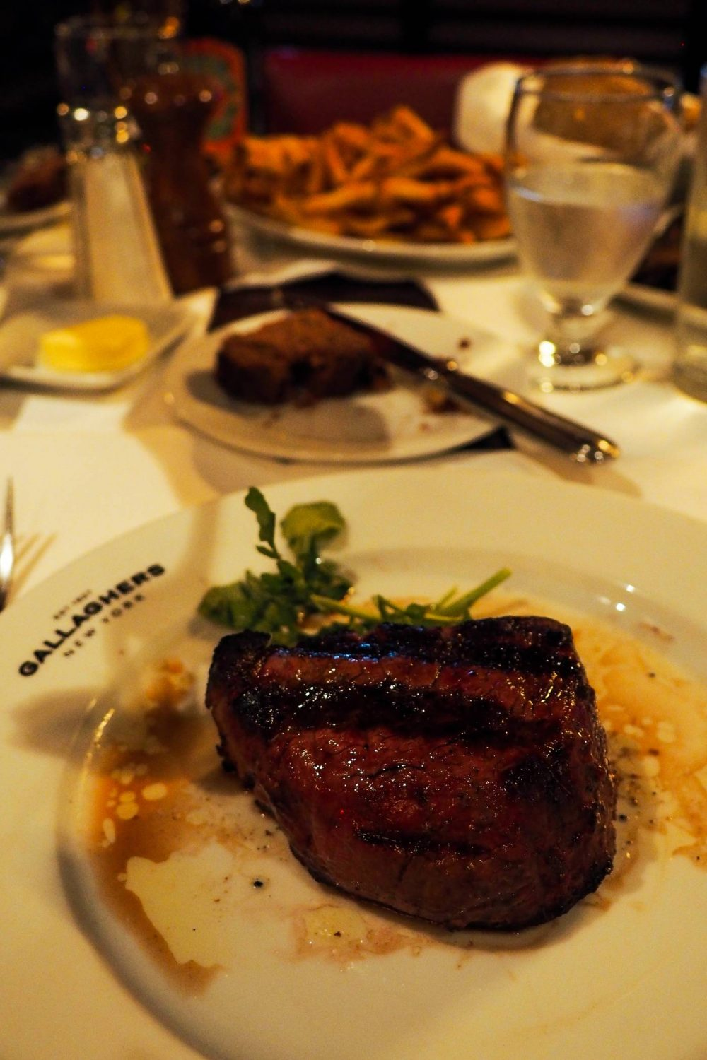 Gallagher's Steakhouse, New York