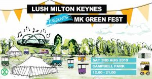 Lush Presents: MK Green Fest @ Campbell Park | England | United Kingdom