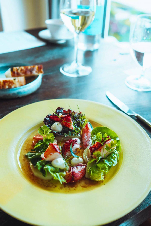 Port Isaac Lobster Salad
