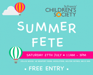 St. Francis' Summer Fete @ Collis House | Woolstone | England | United Kingdom