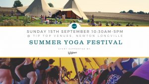 Summer Yoga Festival @ Tip Top Venues | England | United Kingdom