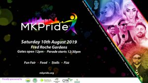 MKPride Parade and Celebration @ Fred Roche Gardens | England | United Kingdom