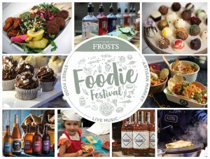 Frosts Foodie Festival @ Frosts Garden Centre | Woburn Sands | England | United Kingdom