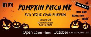 Pumpkin Patch Milton Keynes @ Pumpkin Patch MK | Wicken | England | United Kingdom