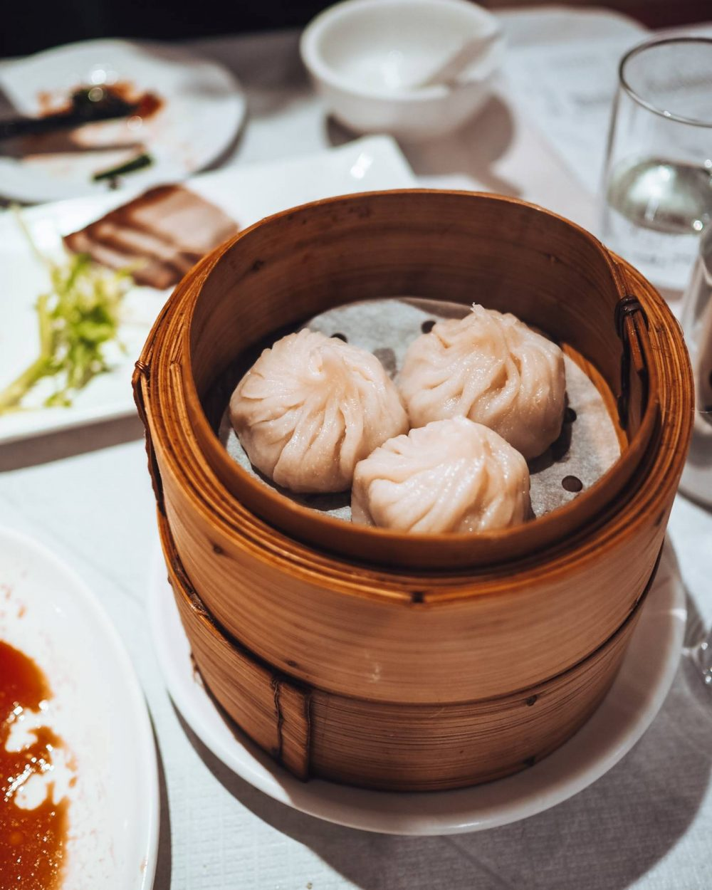 Steamed beef dumplings from Taipan Milton keynes - Eat Out to Help out in Milton Keynes.