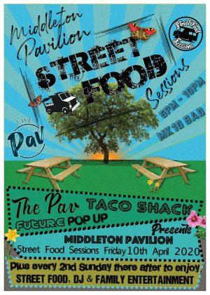 Sunday Street Food Sessions - Middleton Pavilion @ Middleton Pavilion | England | United Kingdom