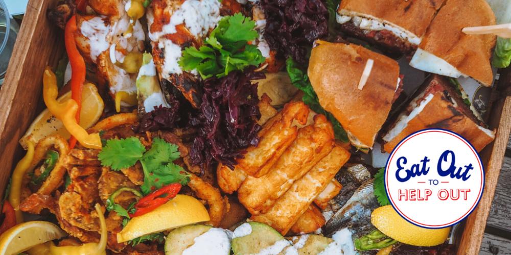 Sophie etc - Milton Keynes Food & Lifestyle blog: Where to Eat Out to Help Out in Milton Keynes.