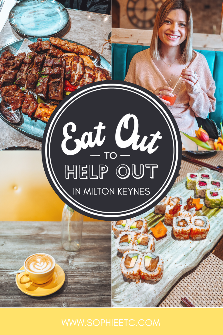 Independent restaurants taking part in Eat out to Help out in Milton Keynes - Where to eat in MK