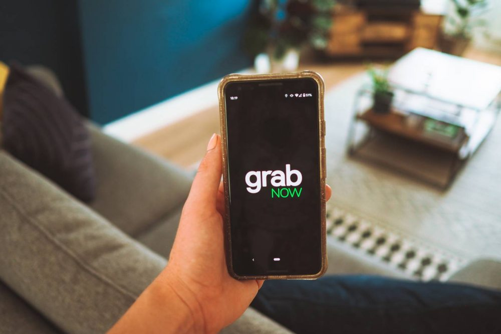 Grab Now App
